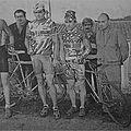 1992 - le cyclisme, son actualite (2° semaine de janvier)