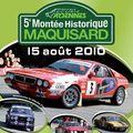 13 Montée Historique du Maquisard 2010