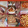 Pizzaïolette !!!