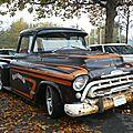 Chevrolet 3100 stepside 2door pick-up