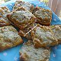 Petits feuilletés au thon /pomme de terre /mozzarella et aussi une tarte au thon /tomate / moutarde