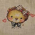 Sal garde robe de mme oursonne de soda stitch