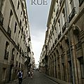 Projet 52 #27   rue