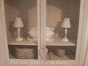 patine et grillage j 39 ai un secret te dire. Black Bedroom Furniture Sets. Home Design Ideas