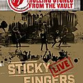 2017 : « the rolling stones - sticky fingers live at the fonda theatre 2015 »