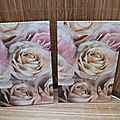 tableau roses anciennes