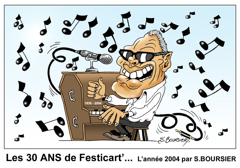 carte Ray Charles coul 2