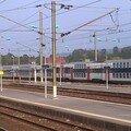 Trains en gare ...