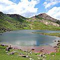 Le lac d'arlet, épisode 3 : le refuge d'arlet (64)