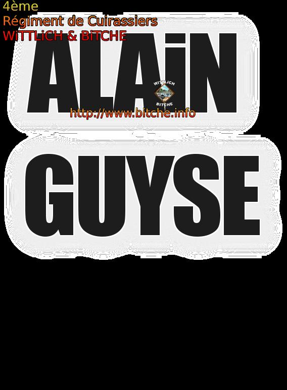 GHYSE ALAiN