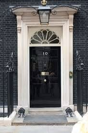 10 Downing street London