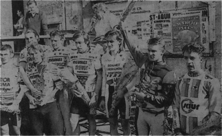 Tour du Verteillacois 1991