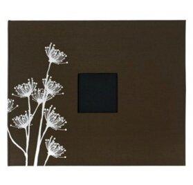 album-30x30-american-crafts-chestnut-white-flower