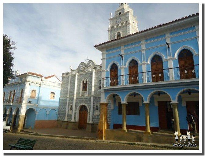 Totora, sur la route Cochabamba-Sucre