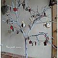 Voici voilà notre bel arbre de noël prêt pour le