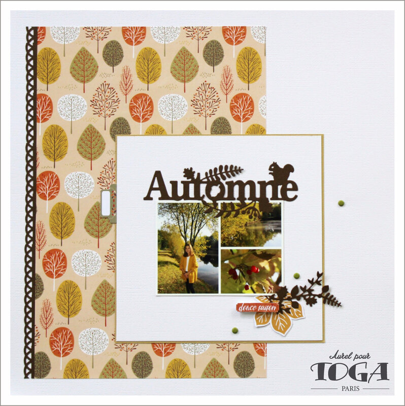 82 - Automne - page Toga CollectionMiel & Cannelle - DT Aurel (1)
