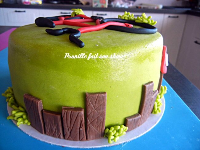 bicycle cake prunillefee
