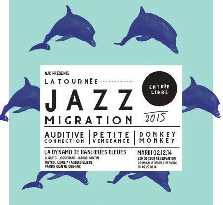 Jazz Migration - Dynamo 2 dec 14 carré