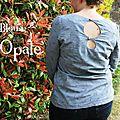 Blouse opale