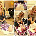 Apprendre à masser son bébé