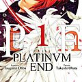 Platinum end. 1