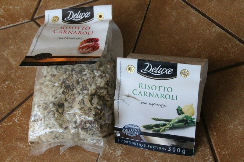 risotto asperges lidl