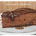 Gâteau minute chocolat menthe (thermomix)