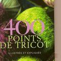 400 points de tricot illustrés et expliqués