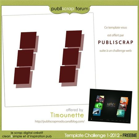 Preview Template 1-2012 by Publiscrap