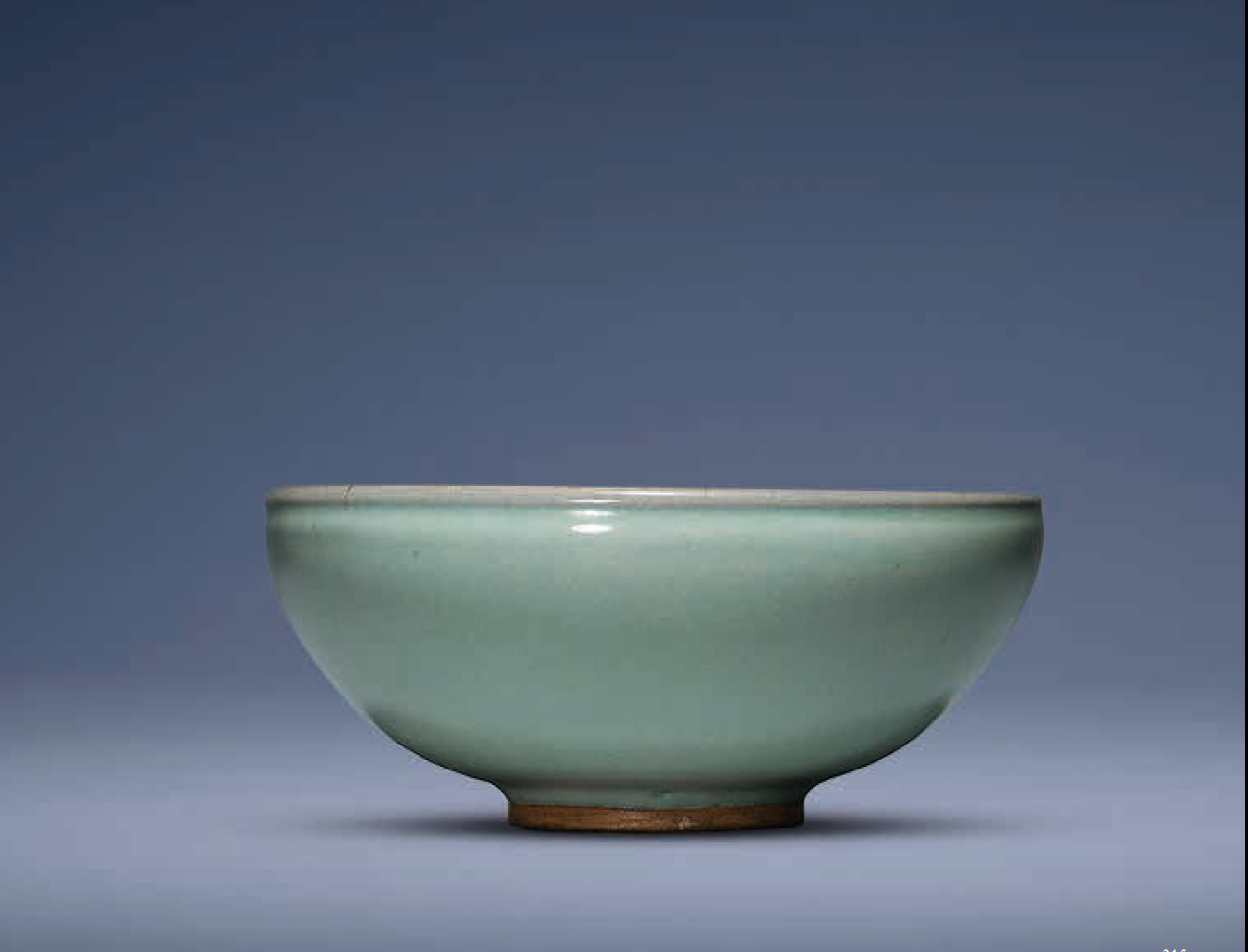 A Jun-glazed bowl, Song-Jin dynasty (960-1234)