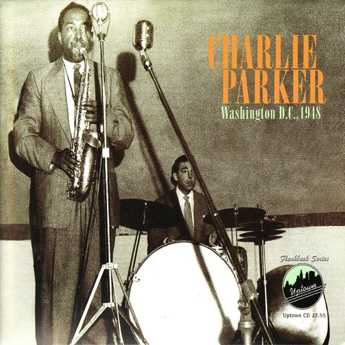 Charlie Parker - 1948 - Washington D