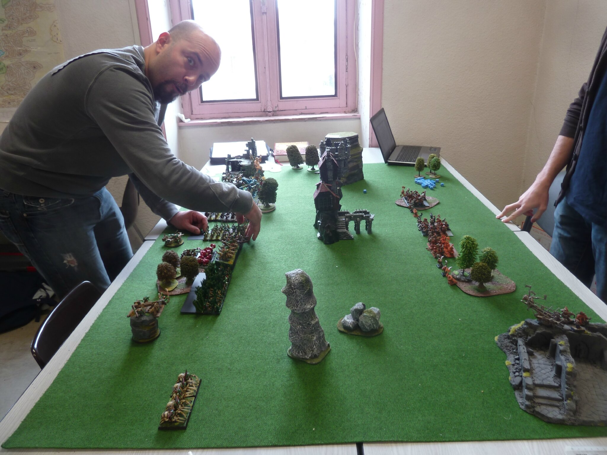 table de rencontre warhammer