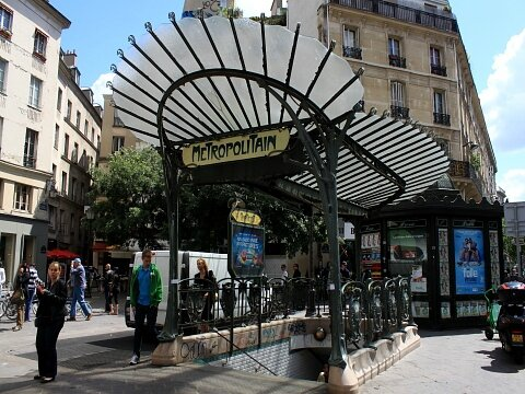 station-guimard-chatelet