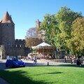 Cité ramparts de Carcassonne