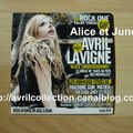 CD promotionnel Alice-Rock One Magazine France (2010)