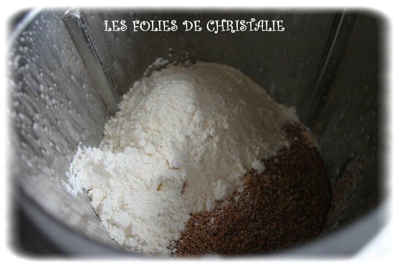Gâteaux noisettes 4