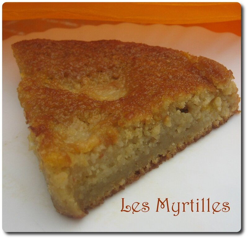 gateau à la mangue 2