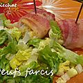 Oeufs farcis