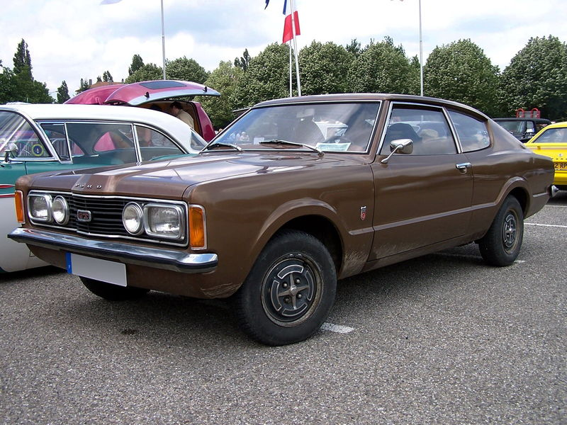 Ford taunus gt coupe v6 oldiesfan67 quot mon blog auto quot