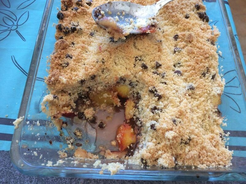 crumble-nectarines2
