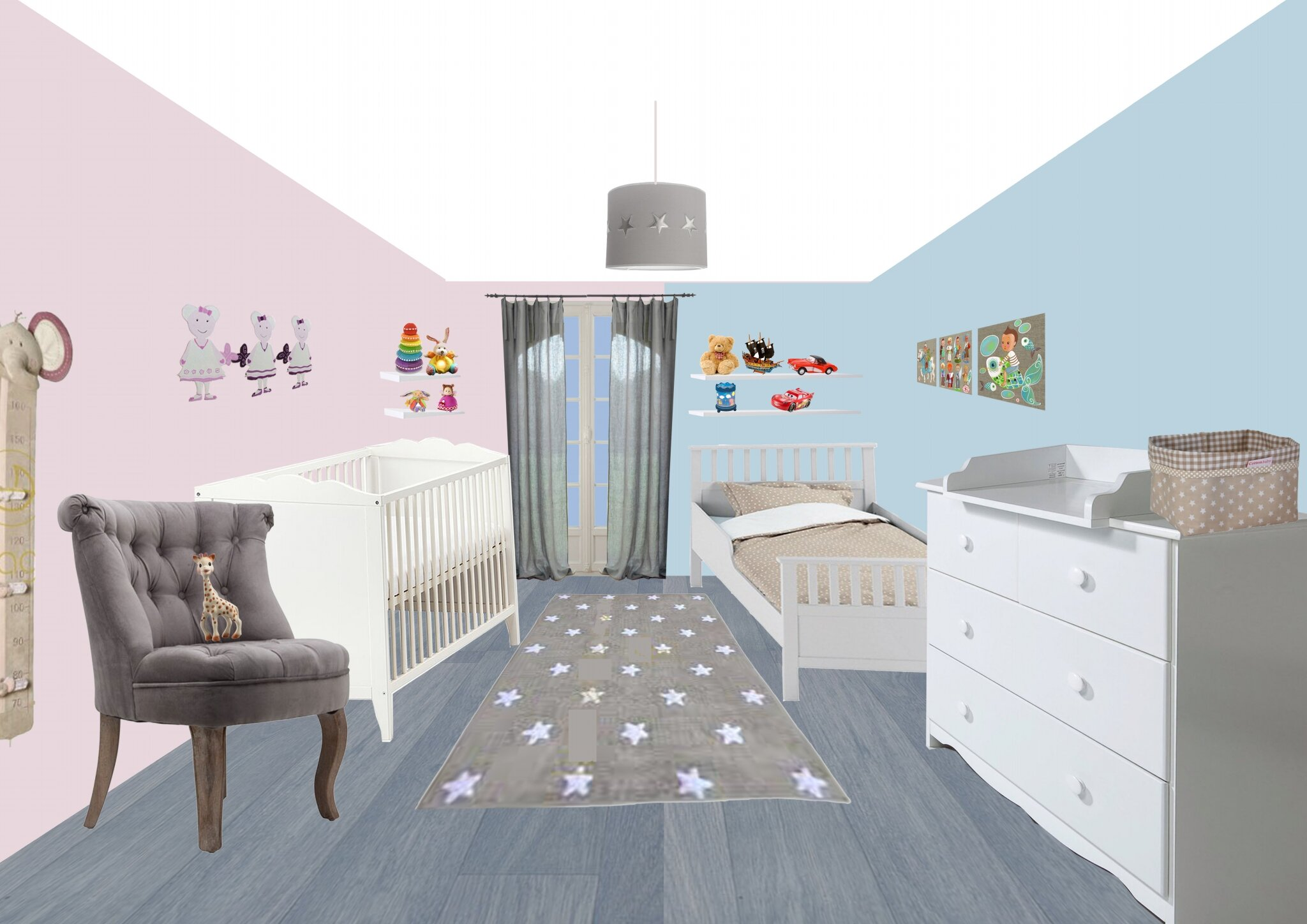 11 Chambre Enfants Photo De Perspectives Sous Photoshop So D Co