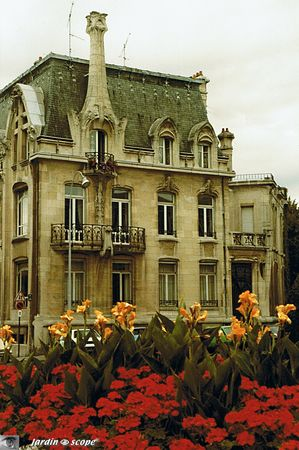 Maison Weissenburger, Nancy - Art Nouveau Nancy