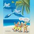 Les triplés à la plage !