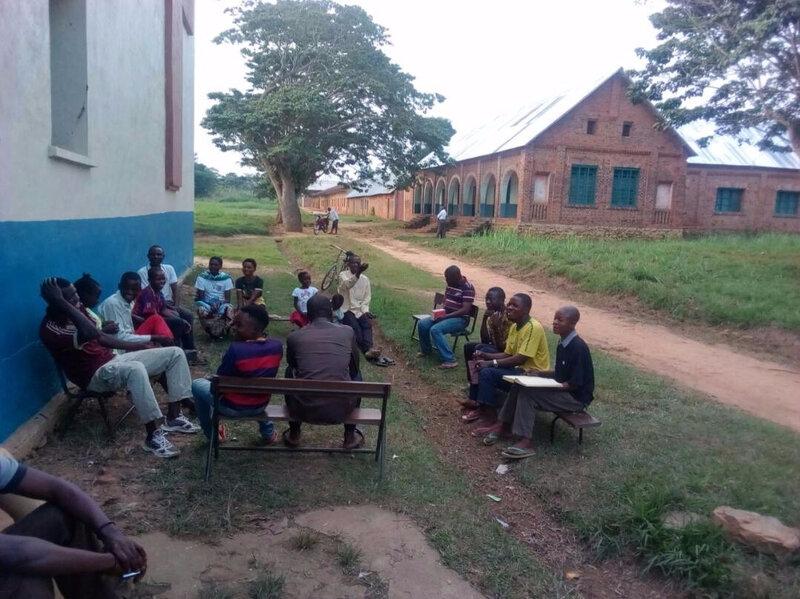 Préparatifs aux JDJ - rencontre de jeunes