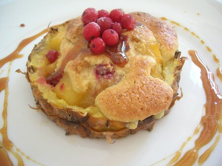 Gratin_ananas_fruits_rouges_001