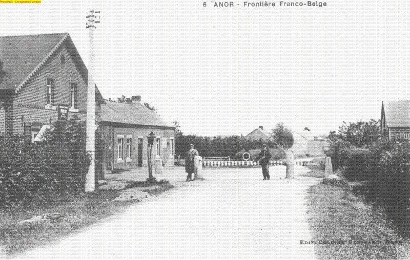 Frontiére Franco-Belge