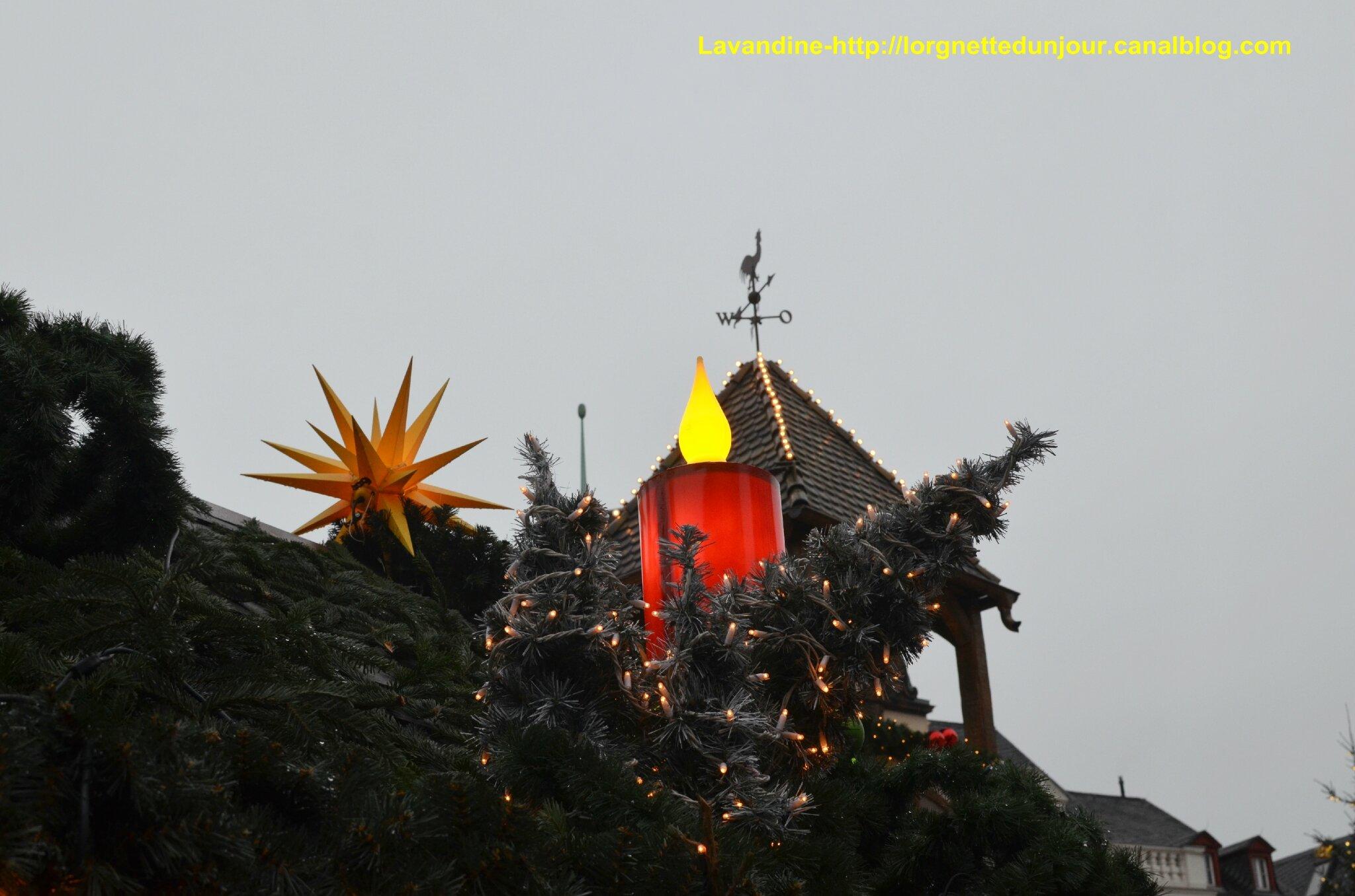 16/12/14 : Marché de Noël à Trèves