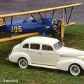 Stearman Boeing PT-17 (& Buick 1938)