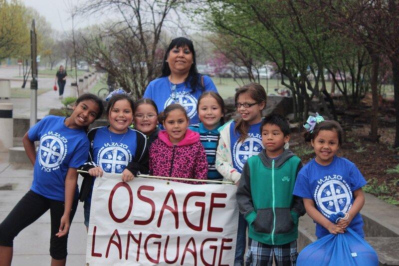 Osage language