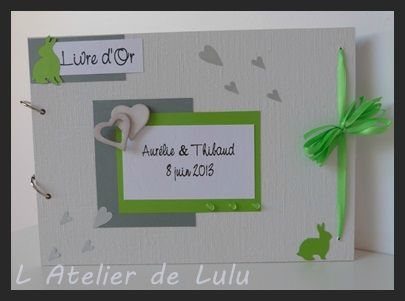 creation de livre d'or